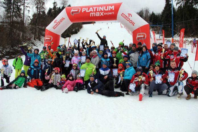 Inauguracja Podkarpackiej Ligi w konkurencjach narciarskich w Ustrzykach Dolnych