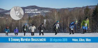 V Zimowy Maraton Bieszczadzki w Cisnej