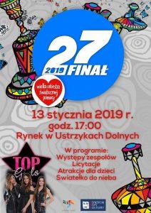 27. Finał WOŚP w Bieszczadach