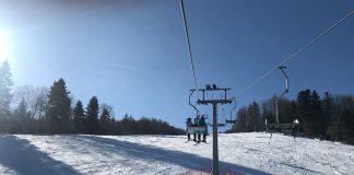 Odwilż w Bieszczadach ale wyciągi nadal czynne i zapraszają narciarzy