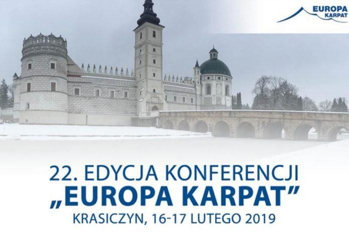Historia i turystyka karpacka podczas konferencji Europa Karpat w Krasiczynie