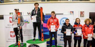 Bruno Łukaszyk z Ustrzyk Dolnych srebrnym medalistą XXV OOM w sportach zimowych