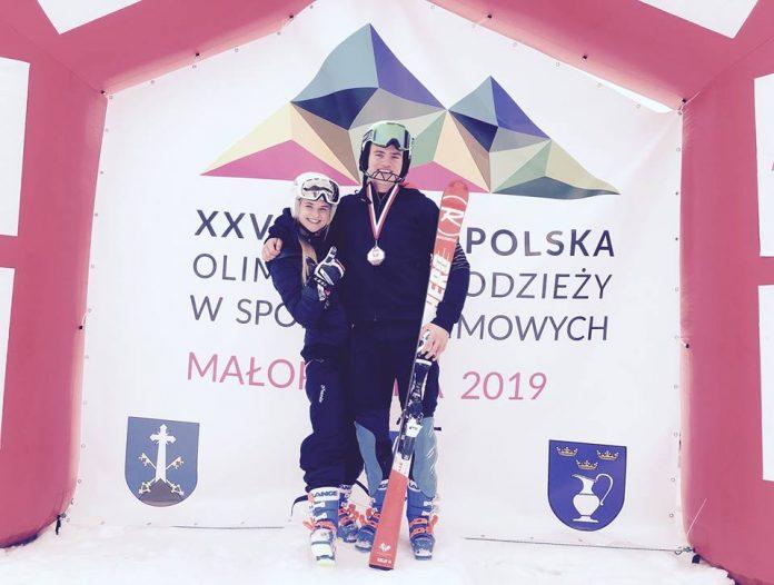 Kolejny medal Bruna Łukaszyka na XXV OOM w Sportach Zimowych 2019