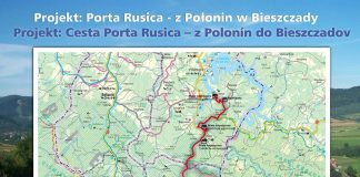 Porta Rusica – z Połonin w Bieszczady. Nowe szlaki rowerowe