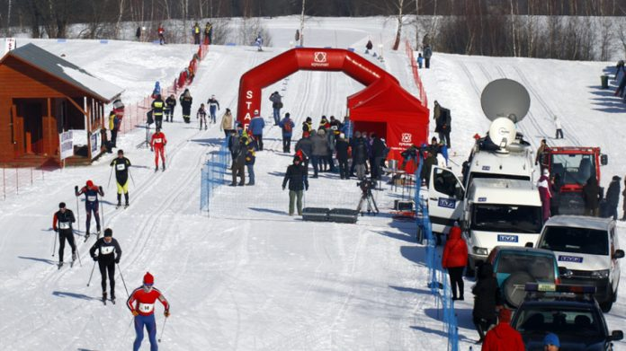 TVP 3 Rzeszów. Zima w regionach - Ustrzyk Dolne, Sanok, Lesko
