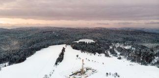 Poszukiwania ropy i gazu w Bieszczadach