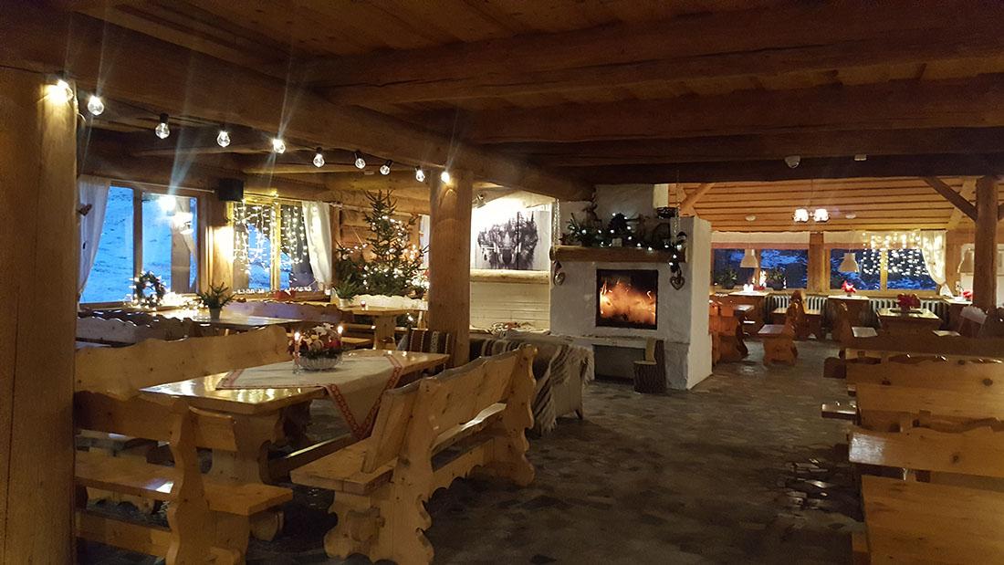 Restauracja Wataha - Laworta SKI