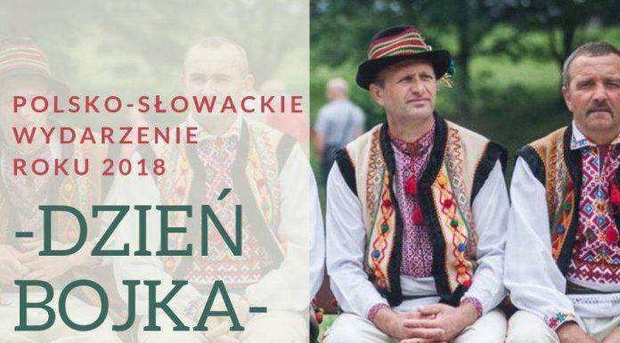 DZIEŃ BOJKA zwycięzcą w konkursie na POLSKO-SŁOWACKIE WYDARZENIE ROKU 2018