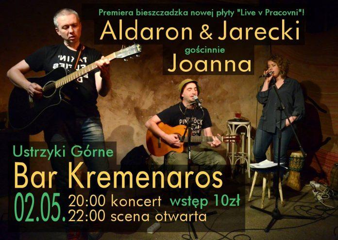 Aldaron & Jarecki w Kremenarosie w Ustrzykach Górnych