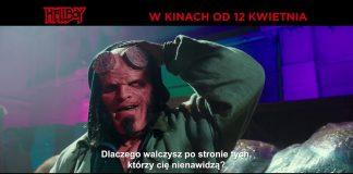 """Kino """"Orzeł"""" Ustrzyki Dolne: HELLBOY – Seanse: 24,25,26 maja 2019 r."""
