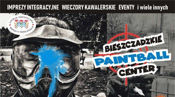 Bieszczadzkie Paintball Center w Lesku