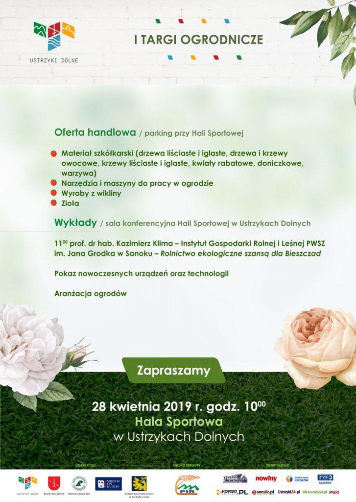Targi Ogrodnicze w Bieszczadach