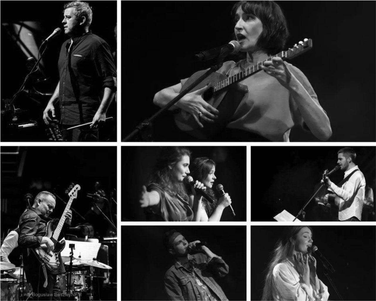 """Koncert """"Poeci w Dolinie Sanu - Stachura, Waits, Cohen"""" w Smolniku"""
