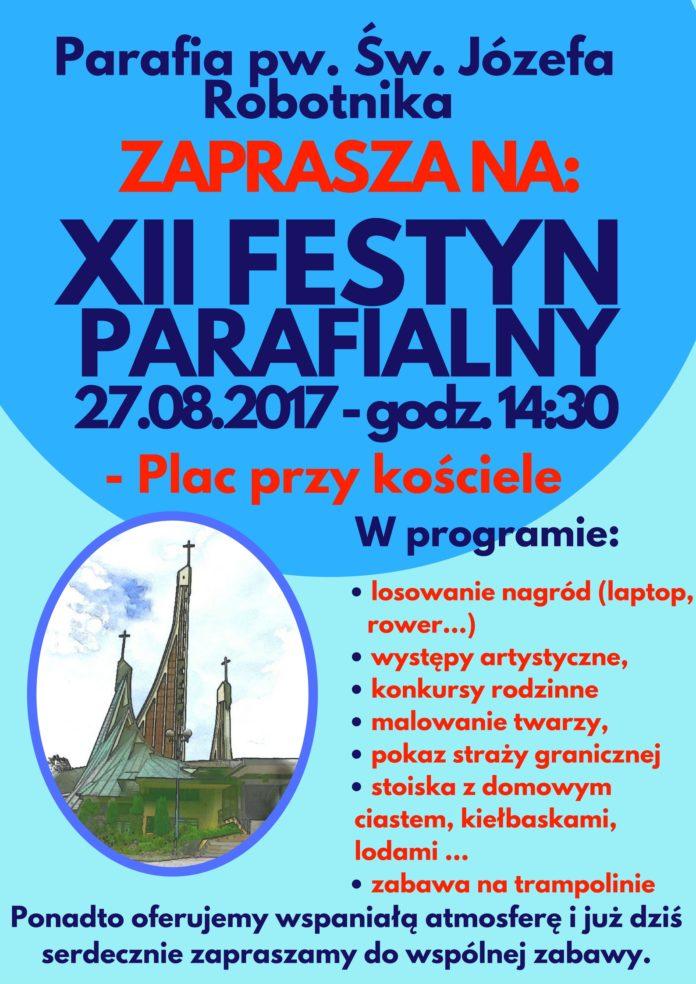 Festyn Parafialny Ustrzyki Dolne