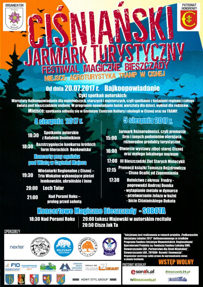 Ciśniański Jarmark Turystyczny 2017