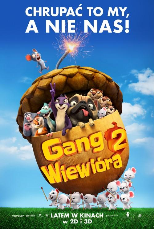 GANG WIEWIÓRA 2 - 3D dubbing