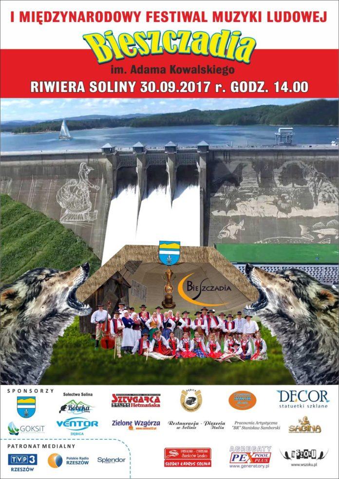 Bieszczadia – I Międzynarodowy Festiwal Muzyki Ludowej