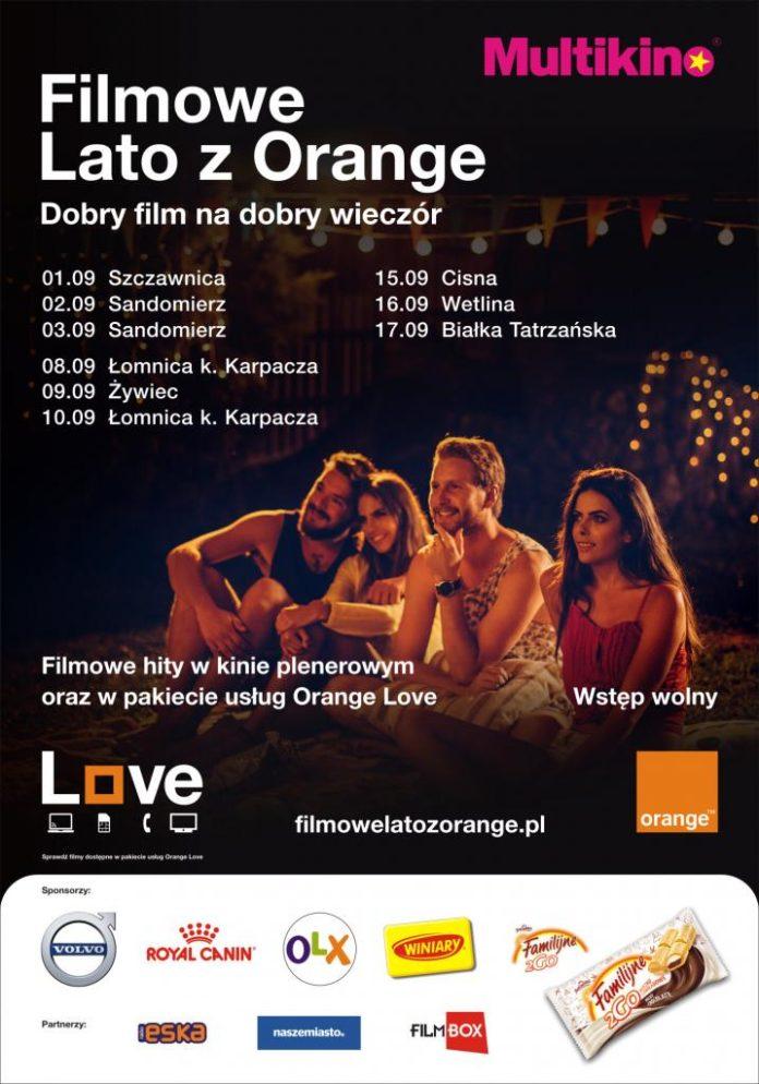 Filmowe Lato z Orange - Dobry film na dobry wieczór