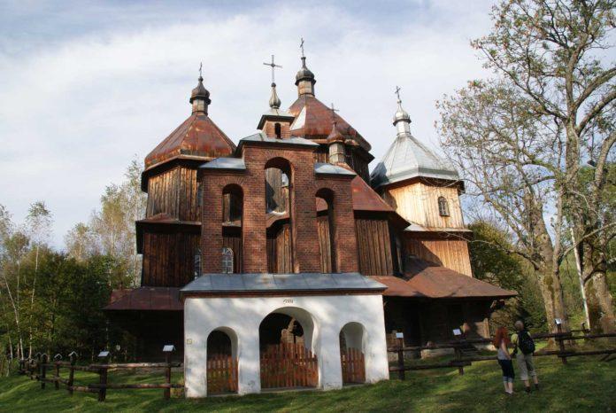 Cerkiew w Bystrem, fot. stolicabieszczad.pl