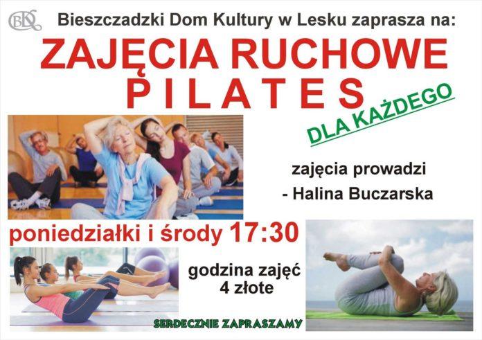 Pilates w Lesku