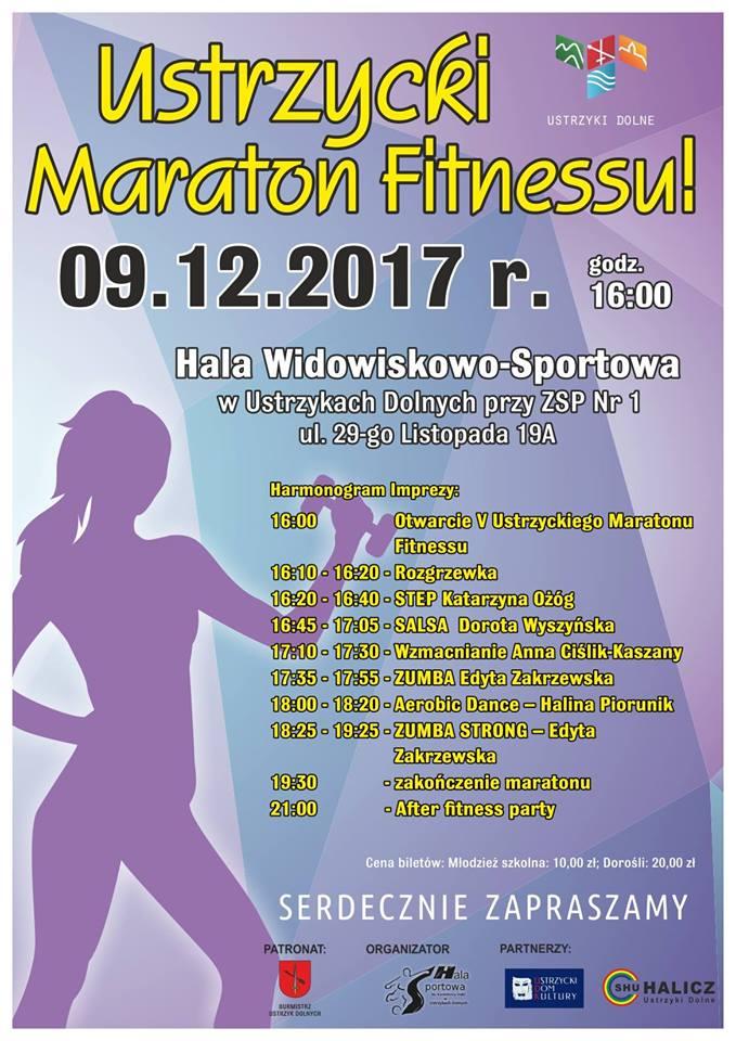 V Ustrzycki Maraton Fitnessu