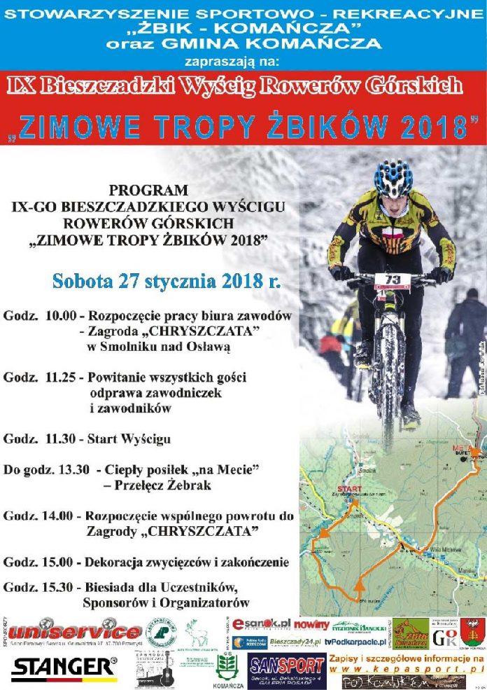 ZIMOWE TROPY ŻBIKÓW 2018