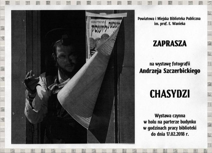 CHASYDZI - wystawa fotografii w Ustrzykach Dolnych