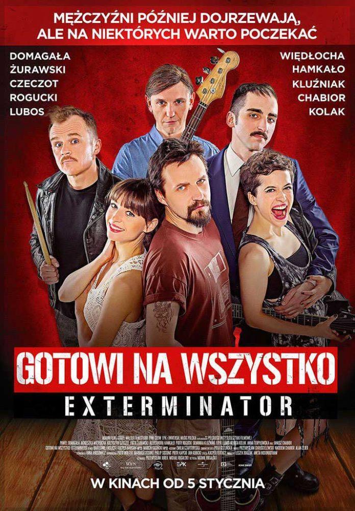 """Kino """"Orzeł"""" Ustrzyki Dolne: Gotowi na wszystko. Exterminator"""