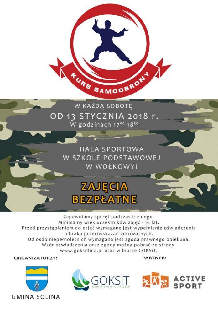 Kurs samoobrony dla dorosłych w Wołkowyi