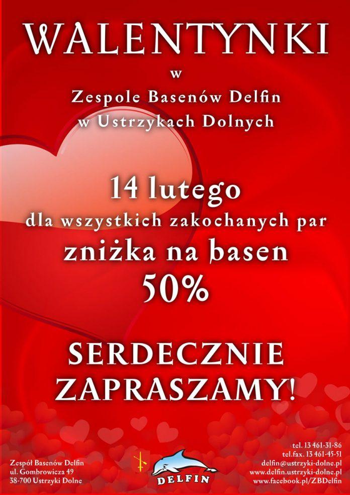 Walentynki w Delfinie!