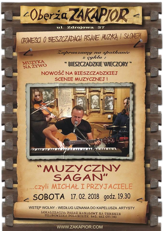 Muzyczny Sagan w Polańczyku