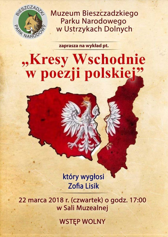 Kresy Wschodnie w poezji polskiej