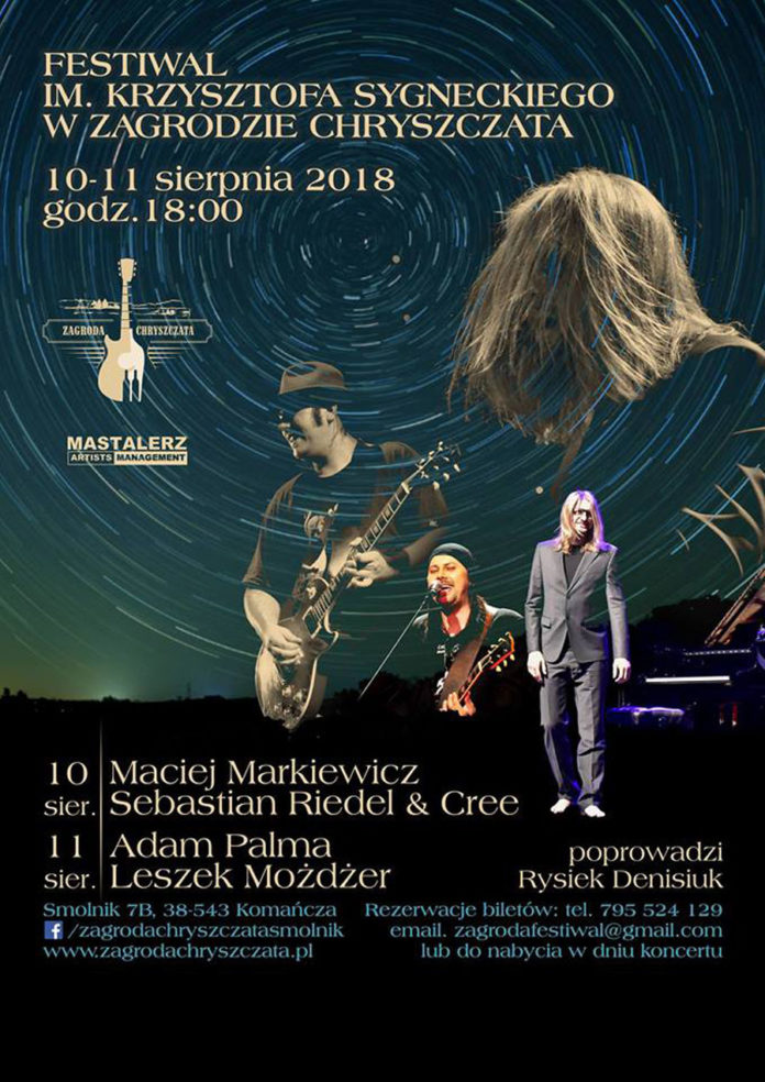 Muzyczne lato w Zagrodzie Chryszczata