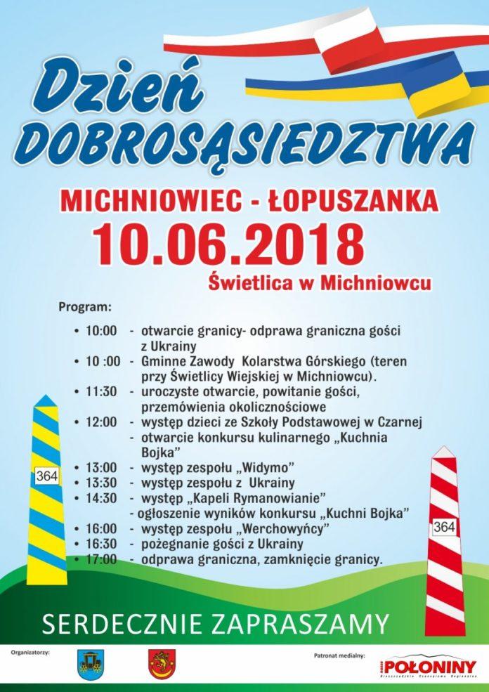 Dzień Dobrosąsiedztwa w Michniowcu