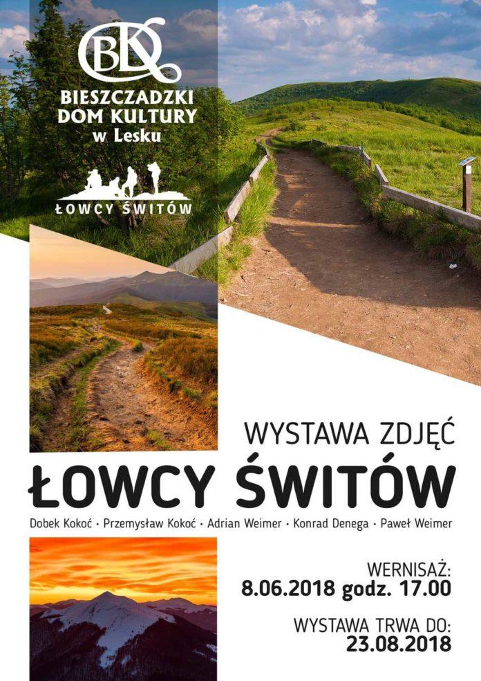 Łowcy Świtów - Wystawa fotografii w Lesku