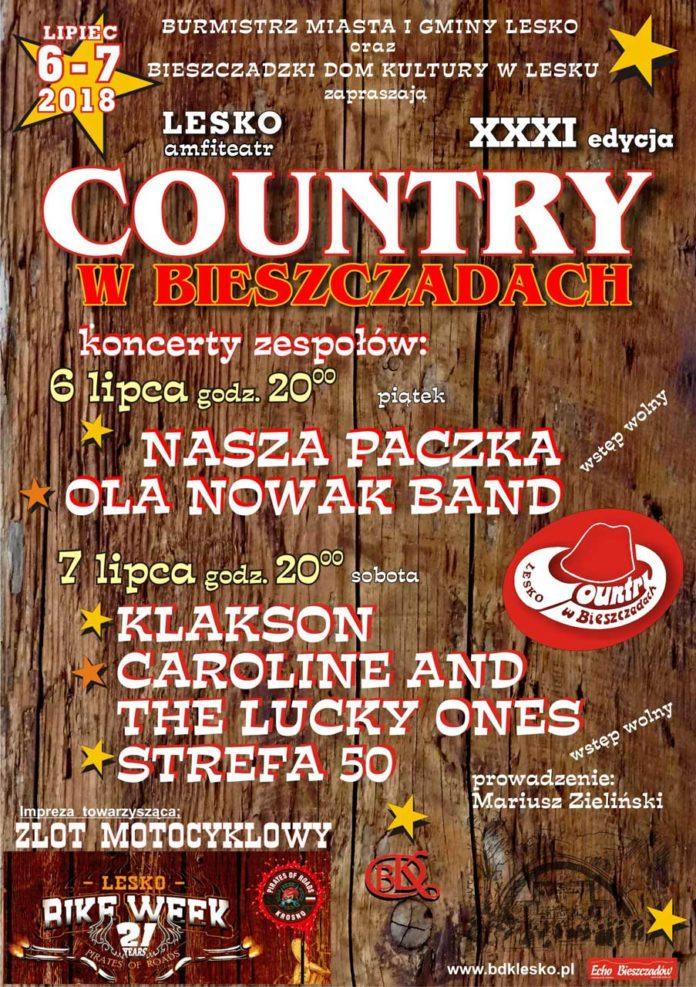 Country w Bieszczadach