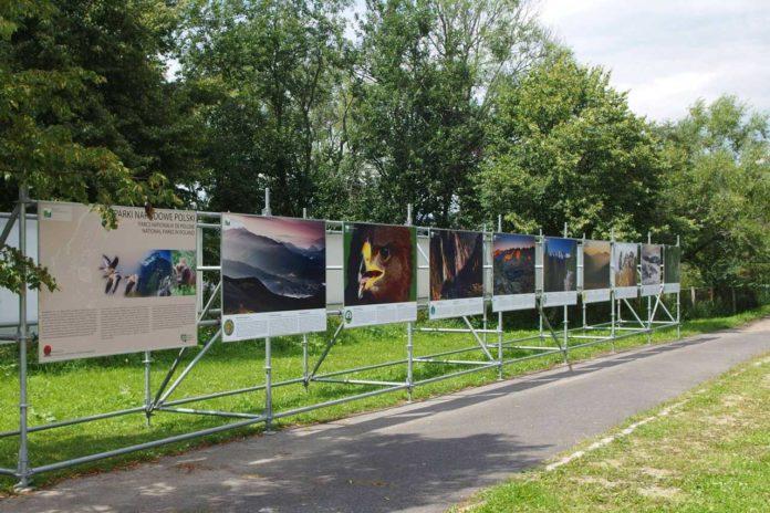 Parki Narodowe Polski - wystawa fotograficzna w Wołosatem
