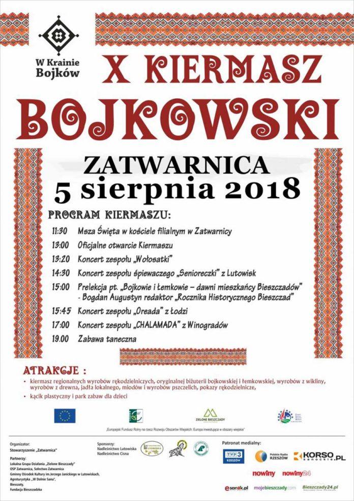 X Kiermasz Bojkowski w Zatwarnicy