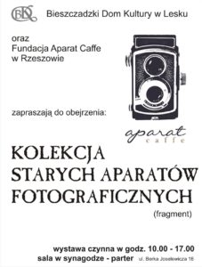 Nowe wystawy w Galerii Synagoga w Lesku