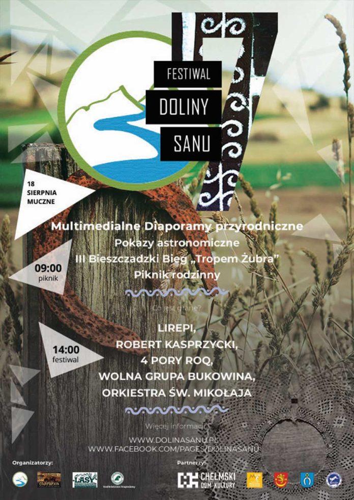 VII Festiwal Doliny Sanu w Bieszczadach