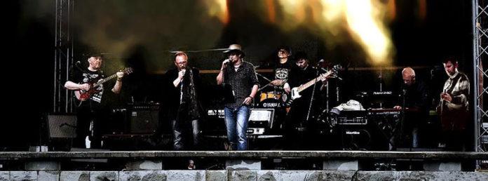 Koncert zespołu GalHan w Zajeździe Pod Caryńską w Ustrzykach Górnych