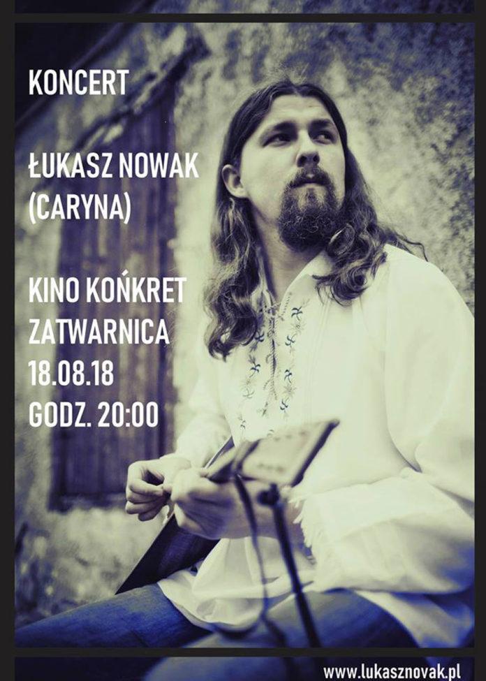 Łukasz Nowak solo w Zatwarnicy