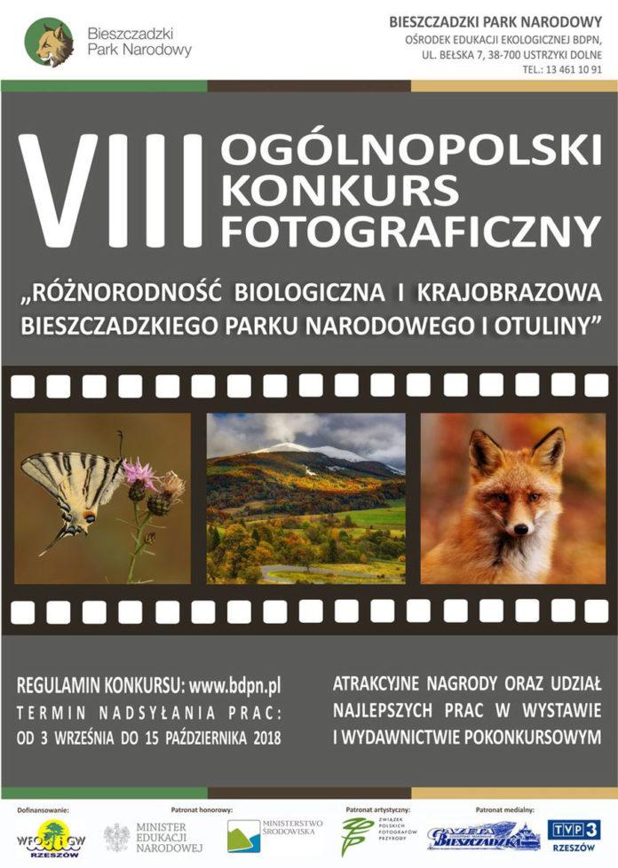 VIII Ogólnopolski Konkurs Fotograficzny
