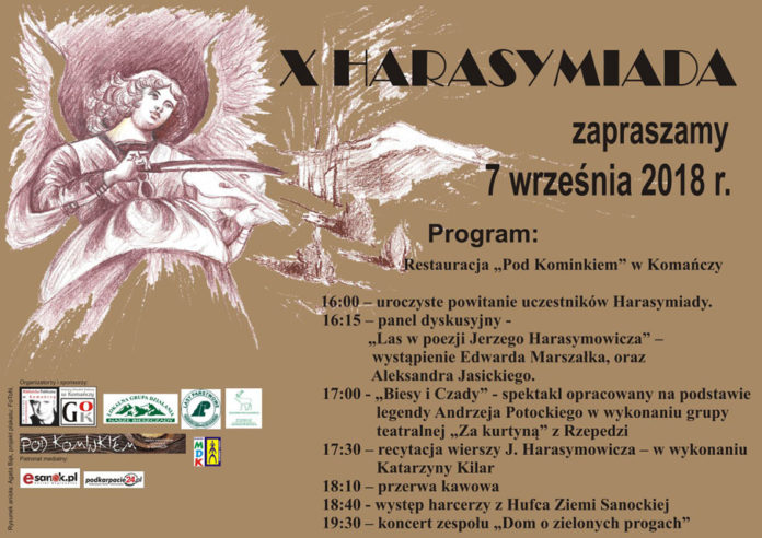 X Harasymiada w Komańczy