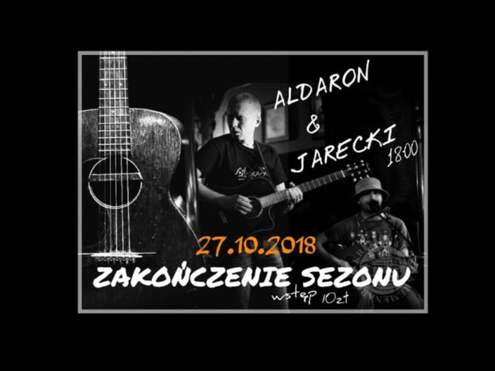 ALDARON & JARECKI na zakończenie sezonu w Kremenarosie