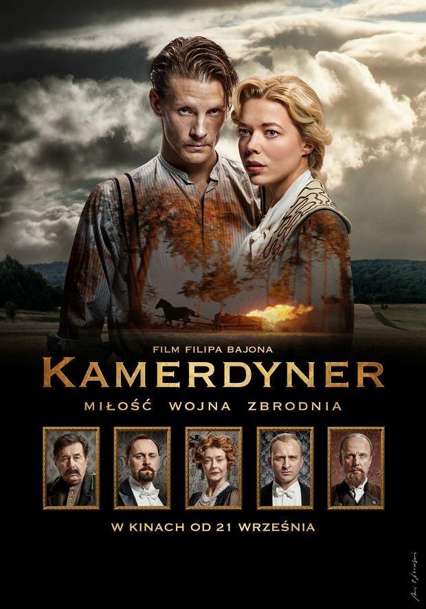 """Kino """"Orzeł"""" Ustrzyki Dolne: KAMERDYNER. Seanse: 7/8/9 grudzień 2018 r."""