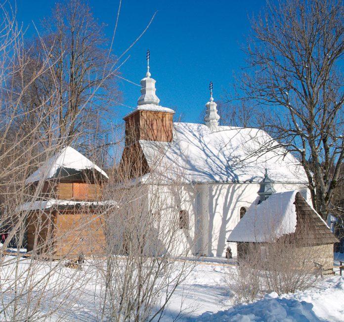 Noworoczna Msza w Łopience