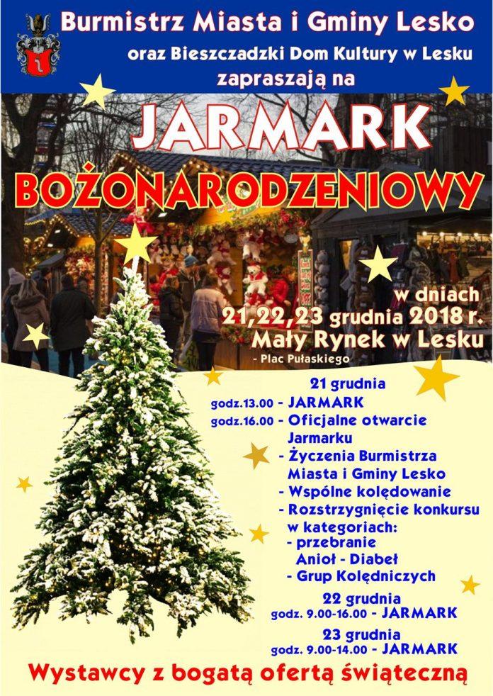 Jarmarki Bożonarodzeniowe w Bieszczadach