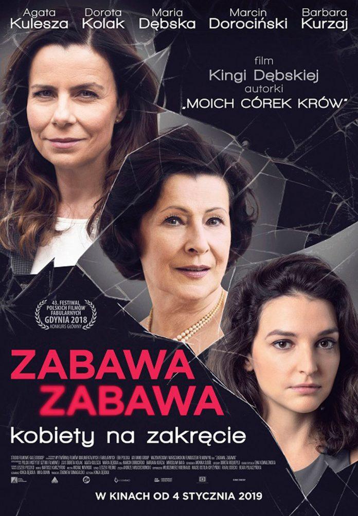 """Kino """"Orzeł"""" Ustrzyki Dolne: ZABAWA ZABAWA - Seanse: 8,9,10 luty 2019 r."""