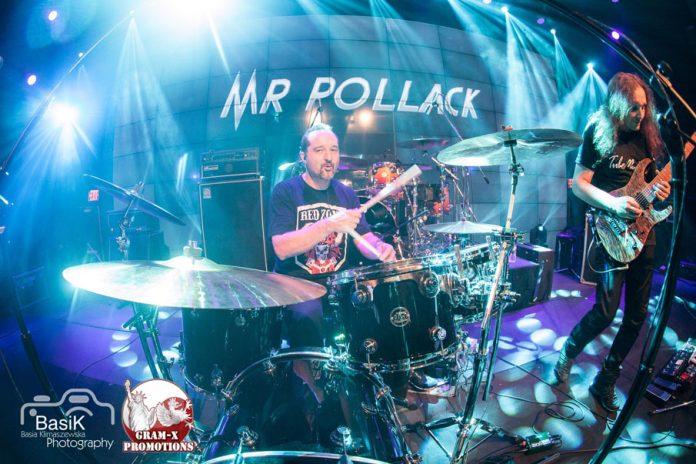 Koncert Mr. Pollack w Oberży Zakapior